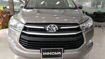 Bán Toyota Innova đời 2019, màu xám