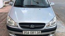 Cần bán gấp Hyundai Getz MT đời 2011, màu bạc, xe nhập, giá chỉ 198 triệu