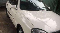 Bán ô tô Daewoo Lanos sản xuất 2002, màu trắng, nhập khẩu, ít sử dụng