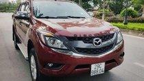 Bán xe Mazda BT 50 AT 3.2 sản xuất năm 2013, màu mận đỏ rất hiếm