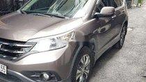 Cần bán Honda CR V sản xuất năm 2014, màu xám