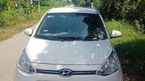 Cần bán Hyundai Grand i10 đời 2016, màu trắng, bản đủ