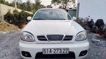 Bán Daewoo Lanos năm sản xuất 2001, màu trắng, nhập khẩu