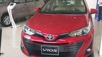 Bán ô tô Toyota Vios G đời 2019, màu đỏ