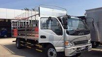 Đại lý bán xe tải Jac 3,45 tấn thùng mui bạt 2019