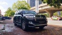 Cần bán Toyota Land Cruiser VXS 4 chỗ sản xuất 2019, màu đen, mới 100%