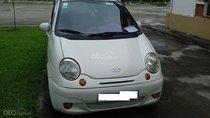 Bán Daewoo Matiz đời 2007, màu trắng, xe nhập