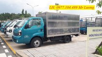 Bán xe tải Kia K250, tải 1,4 tấn, trả góp
