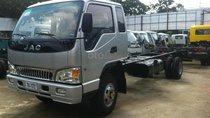 Đại lý bán xe tải Jac L500 4900 kg, trả góp vay cao