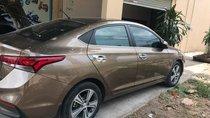 Cần bán lại xe Hyundai Accent đời 2018, màu nâu, nhập khẩu, biển tỉnh