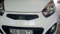 Bán Kia Morning Van 2012, màu trắng, xe đẹp không một lỗi nhỏ
