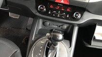Bán Kia Sportage 4WD 2.0AT màu bạc số tự động 2 cầu nhập Hàn Quốc 2010 một chủ