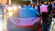 Dàn siêu xe Car Passion khuấy động không khí tại đám cưới Cường Đô La