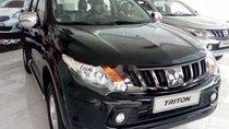 Cần bán xe Mitsubishi Triton AT đời 2019, màu đen