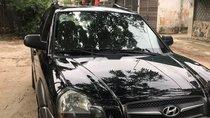 Cần bán lại xe Hyundai Tucson đời 2009, màu đen, nhập khẩu chính chủ