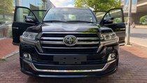 Bán Toyota Land Cruiser VXS 4 chỗ đời 2020, màu đen, nhập khẩu nguyên chiếc