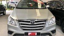 Toyota chính hãng Innova E, hỗ trợ ngân hàng 75%