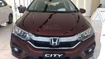 Bán xe Honda City 2019 trả góp Bình Dương, xe có sẵn giao ngay, full các màu