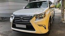 Cần bán xe Lexus GX460 đời 2016 màu trắng ngọc trai