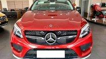 Mercedes AMG GLE43 sản xuất 2018 màu đỏ, đăng ký 2019 biển Hà Nội