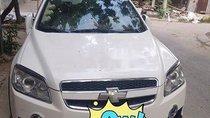 Cần bán gấp Chevrolet Captiva 2007, màu trắng, 240tr