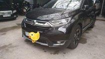 Bán lại Honda CRV bản G 2018 Đk 2019, màu đen