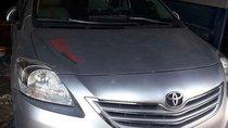 Bán Toyota Vios E năm sản xuất 2011, màu bạc, nhập khẩu, đi hơn 7 vạn chuẩn