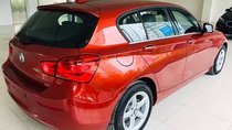 Bán BMW 118i 2019, màu đỏ, new 100%