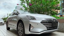 Hyundai Elantra giao ngay, nhiều quà tặng hấp dẫn - Vay trả góp đến 85% giá trị xe