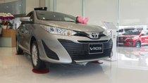 [Tân Cảng] Bán Toyota Vios 1.5E 2019, 100% mới, trả góp