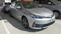 Bán Toyota Altis 1.8G CVT 2019, màu bạc, hỗ trợ 40tr phí trước bạ