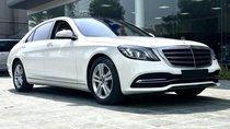 Bán Mercedes S450L sản xuất 2018, siêu lướt 99% Mr Huân 0981010161
