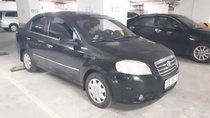 Cần bán Daewoo Gentra đời 2010, màu đen, nhập khẩu nguyên chiếc, giá chỉ 210 triệu