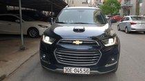 Cần bán Chevrolet Captiva REVV LTZ  năm 2016, màu đen