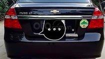 Chính chủ bán Chevrolet Aveo đời 2017, màu đen, giá chỉ 350 triệu