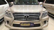 Bán Lexus LX570 đời 2013 vàng cát