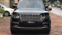 Giao ngay Land Rover Range Rover Autobiography LWB 5.0 2014, bản 04 chỗ, màu đen, siêu đẹp
