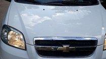 Bán Chevrolet Aveo sản xuất năm 2013, màu trắng, nhập khẩu, xe đẹp