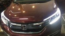 Bán Honda CR V năm sản xuất 2015, màu đỏ, nhập khẩu, đk cuối năm 2015