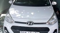 Bán Hyundai Grand i10 MT 2017, màu trắng, nhập khẩu
