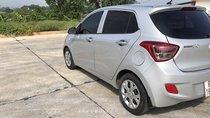 Bán xe Hyundai Grand i10 đăng ký lần đầu 2014, màu bạc, xe gia đình giá chỉ 245 triệu đồng