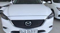 Bán Mazda 6 2.0 Premium 2018, màu trắng, xe lướt 11.000km