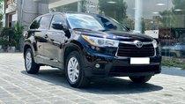 Bán Toyota Highlander LE 2.7 đời 2015, màu đen, xe nhập Mỹ cực đẹp LH: 0905098888 - 0982.84.2838