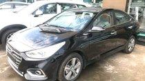 Hyundai Tây Đô - Cần Thơ bán Hyundai Accent AT sản xuất 2019, màu đen, giá 540tr