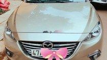 Bán Mazda 3 đời 2015, màu vàng, giá cạnh tranh