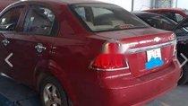 Cần bán Chevrolet Aveo đời 2012, màu đỏ, chạy đầm chắc