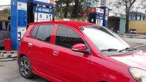 Cần bán Kia Morning SLX đời 2009, màu đỏ, nhập khẩu