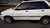Gia đình bán ô tô Kia Pride CD5 2001, màu trắng, giá 55tr