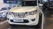 Bán Nissan Terra V 2.5 AT 4WD sản xuất 2019, màu trắng, nhập khẩu
