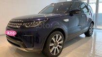 0918.842.662 bán LandRover Discovery HSE máy dầu, màu xanh- đời xe 2018 - sx 2017 xe 7 chỗ